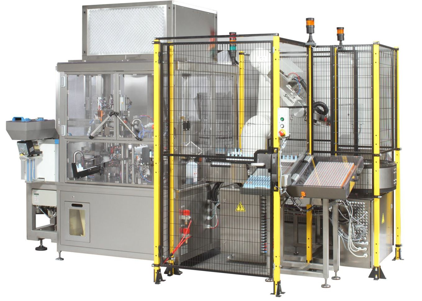 PACKINOV - Machine conditionnement spéciale pharma
