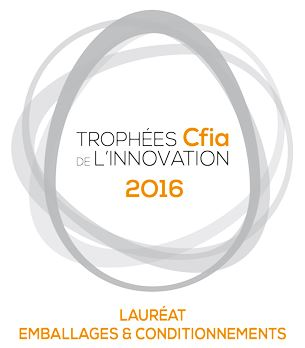 PACKINOV Lauréat Trophées Innovation CFIA