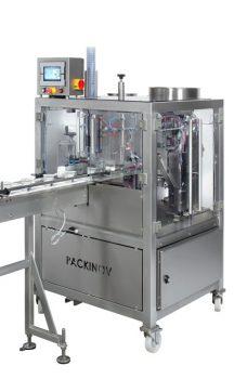 Choisir conditionneuse remplisseuse yaourt artisan ferme PACKINOV