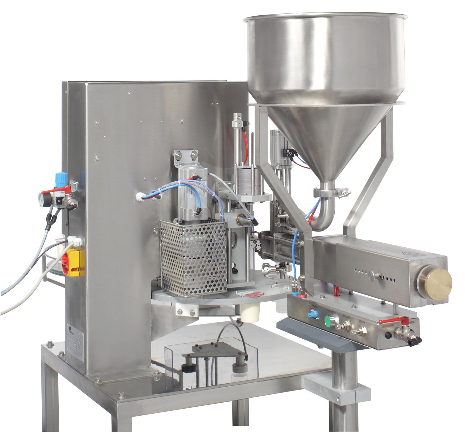 Conditionneuse yaourts packinov en stock id al - Machine a yaourt seb ...