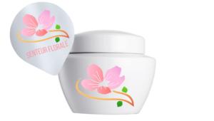 PACKINOV - Opercule cosmétique personnalisé avec pot SENTEUR FLORALE